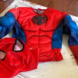 Spider-Man Costume - Boys
